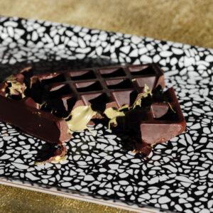 Tavoletta di cioccolato al pistacchio