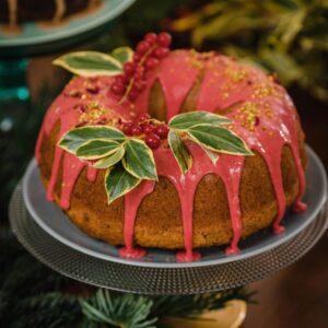Bundt Cinnamon Apple Cake