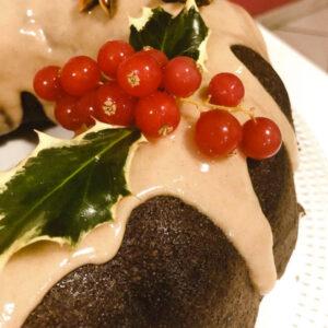 Vegan Bundt Gingerbread Cake