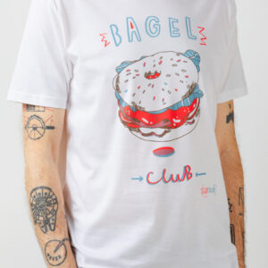 Bagel Club boys tee